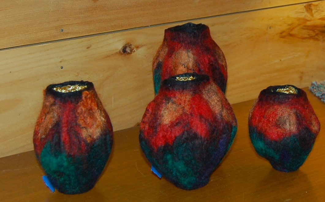 Felting Workshops| Felting Classes w/ Susan Mills| Mixed Media Fiber Arts