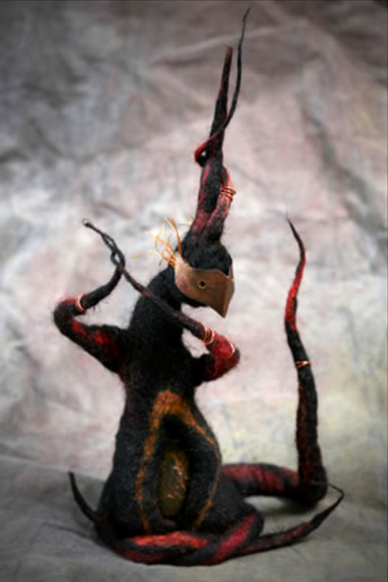 Mixed Media Fiber Arts| Wet Felting Workshops| Felting Classes w/ Susan Mills